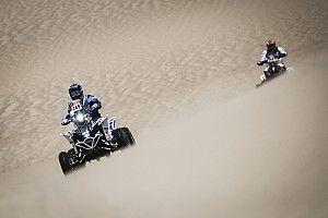 Dakar, Quad, Tappa 10: Cavigliasso va all'attacco del secondo posto