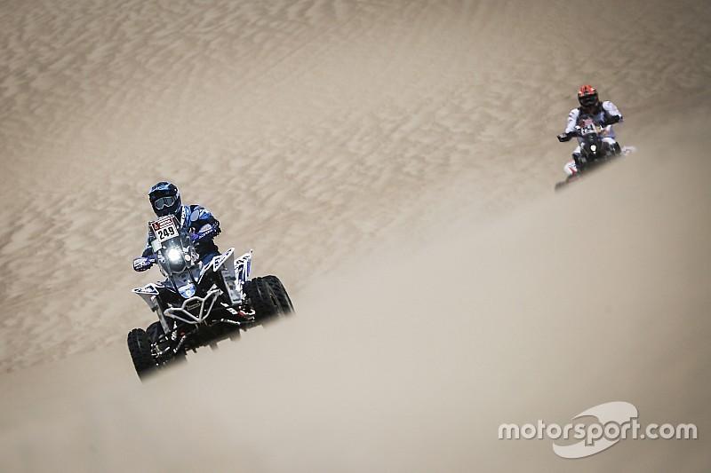 Nicolás Cavigliasso gana la primera etapa del Dakar 2019 en quads