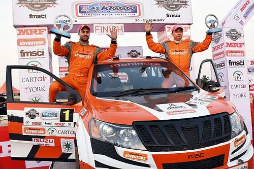 Bangalore INRC: Gill clinches fifth title with win