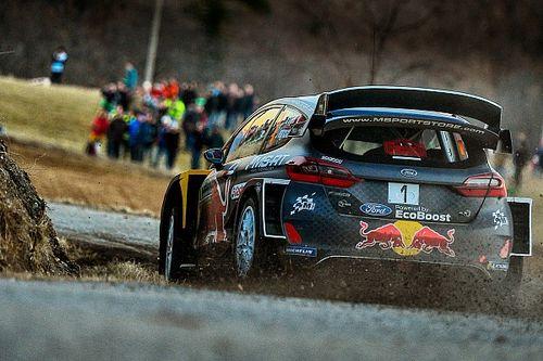 Monte Carlo WRC: Ogier lastik hasarına rağmen farkı açtı