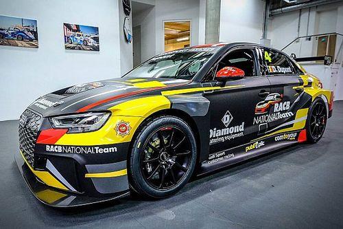 Denis Dupont primo iscritto al WTCR con l'Audi della RACB-Comtoyou