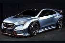 Auto Subaru dévoile un sacré concept!