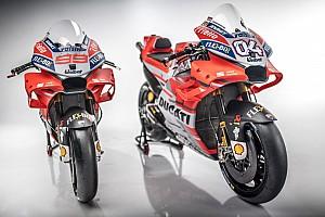 MotoGP Diaporama Photos - La Ducati GP18 sous toutes les coutures