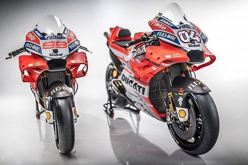 """Ducati kruipt in underdogrol: """"Wij zijn niet de favoriet"""""""