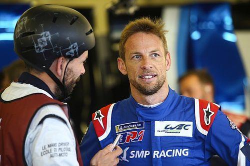 Jalani debut Le Mans, Button sempat kewalahan