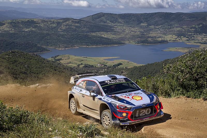 WRC Rallye Italien: Neuville bezwingt Ogier im Sekundenduell