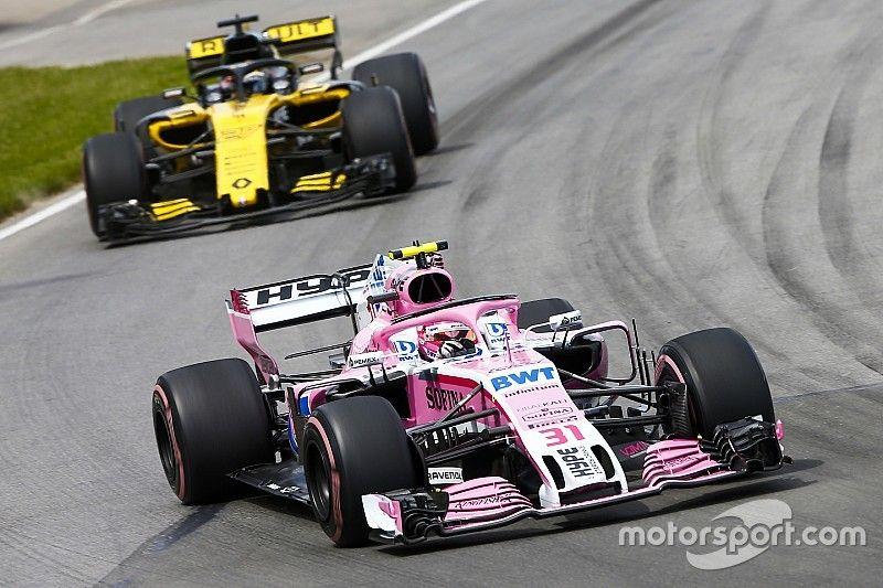 Renault et McLaren ont été découragés par les liens d'Ocon avec Mercedes