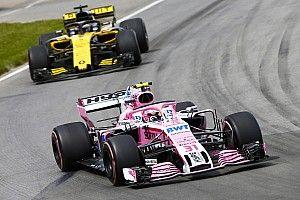 Mercedes está abierto a que Ocon se vaya a Renault