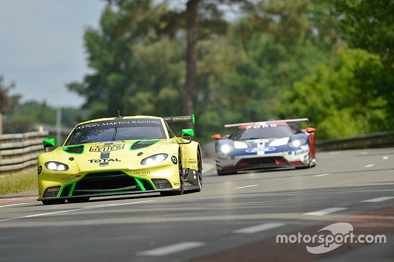 Aston Martin confident of pre-Le Mans BoP change