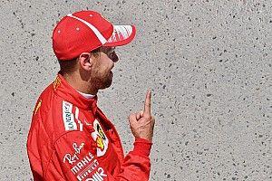 Képekben Vettel rajtelsősége a Kanadai Nagydíjról