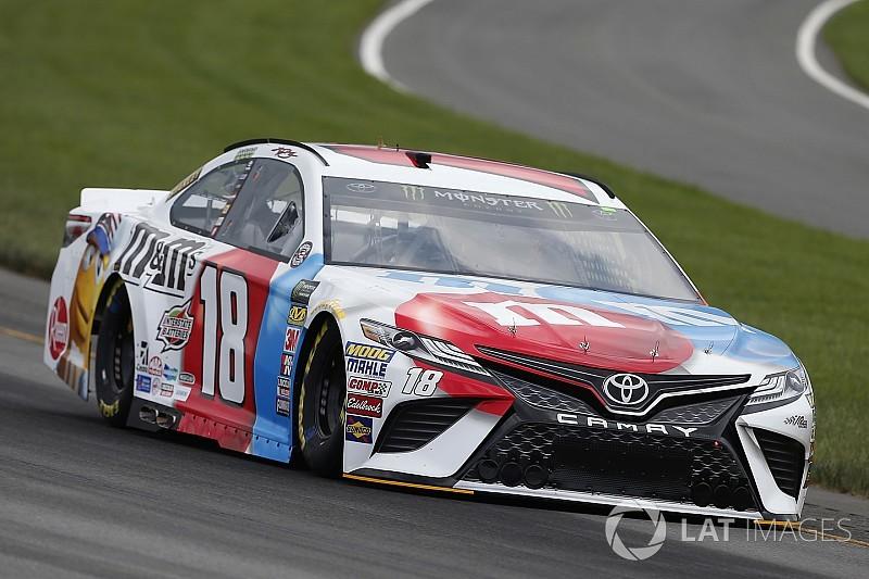 Kyle Busch paces final NASCAR Cup practice at Pocono