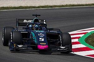 F2 Barcelona: Albon verslaat De Vries in strijd om pole