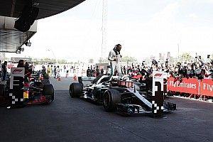 Mercedes dominan, Hamilton: Semoga ini berlanjut