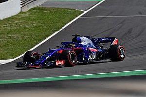 Gelael komentari performa mesin Honda di Toro Rosso