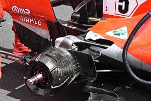 Ferrari вновь заменила подвеску – теперь старую на новую