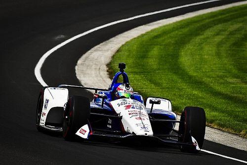 Indy 500: Graham Rahal am dritten Trainingstag vorn