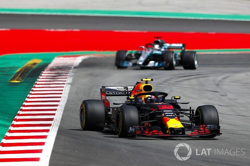 """Mercedes loue la """"bonne décision"""" de Red Bull avec Honda"""