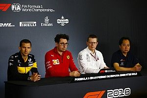Spanish GP: Friday's press conference