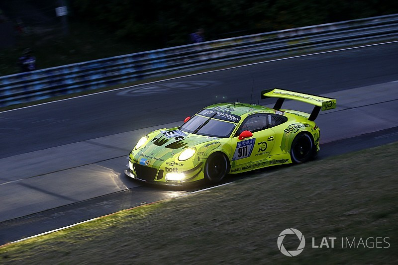 24h Nürburgring 2018: Streckenrekord für Manthey-Porsche