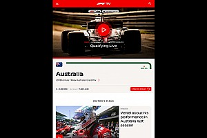 F1 TV Pro lanza los precios para Latinoamérica