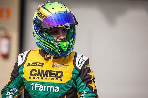 Mesmo com obstáculos, Massa se diz empolgado com experiência
