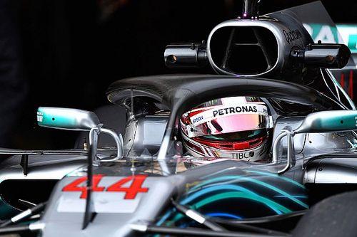 """Hamilton: """"Andrei subito a Melbourne! La Ferrari? Ho solo visto che è Rossa"""""""