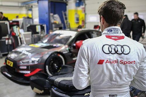 DTM-Rookie Frijns: Audi erwartet Punkte- und Podestplätze