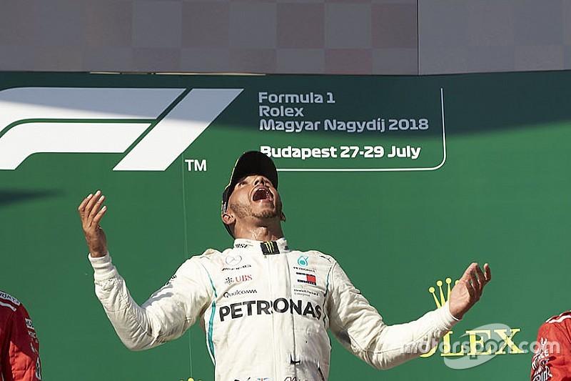 Így vette át a vezetést Hamilton a bajnokságban: videós grafikon