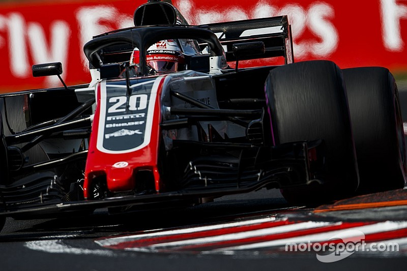 Magnussen: F1 finally fun after