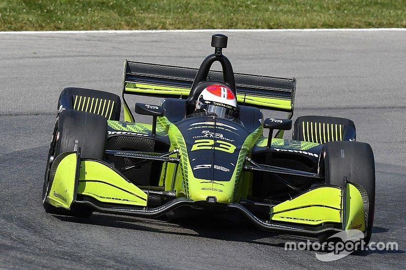 Kimball anuncia participação na Indy 500 e parte do calendário de 2019