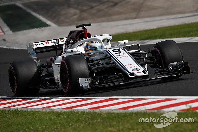"Ericsson: ""Sauber es un equipo diferente ahora"""