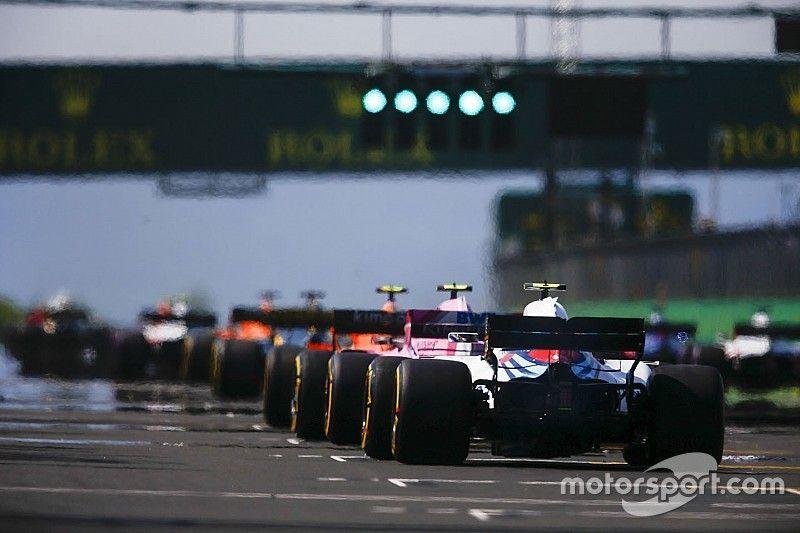 F1 diz que ideia de fim de semana de dois dias foi abandonada