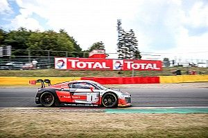 Dries Vanthoor piazza l'Audi in pole alla 24 Ore di Spa-Francorchamps