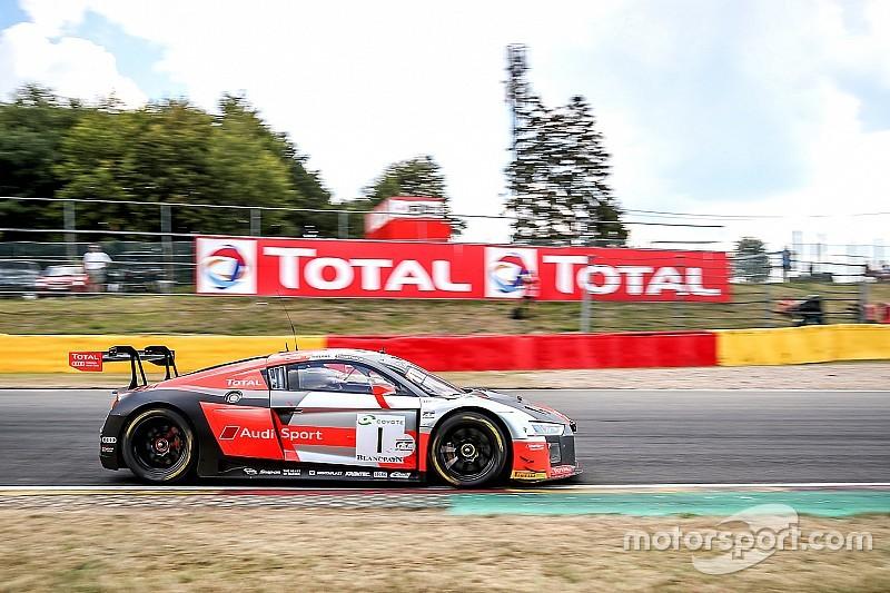 WRT Audi loses Spa 24 Hours pole over infringement