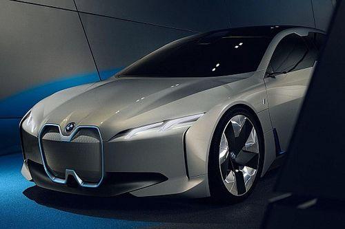 BMW annonce le lancement d'une berline i4