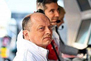 F1 teams signing FIA staff risks mistrust - Vasseur