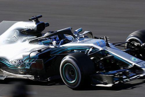Valtteri Bottas: Mercedes-Vorsprung beträgt keine Sekunde