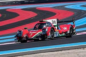 "Maldonado surprised by ""proper racing car"" LMP2"