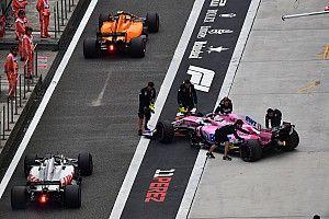 Положение в чемпионате после Гран При Китая