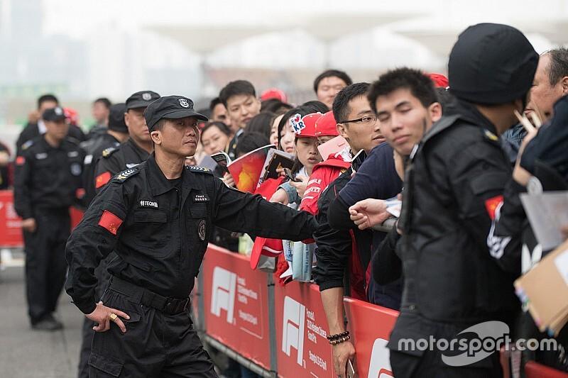 El GP de China se pospone oficialmente por el coronavirus