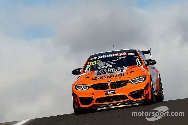 Brabham promised outright Bathurst chance