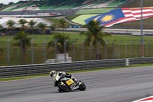 Luthi, rival de Morbidelli por el título, es duda para la carrera de Moto2