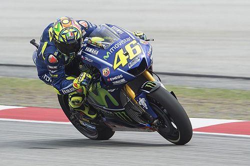 EL3 - La fin de la pluie rime avec Rossi, Márquez de justesse en Q2