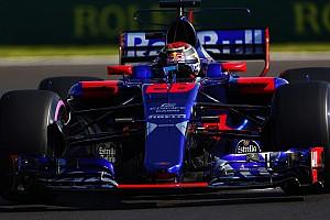 Formule 1 Actualités Toro Rosso : Le duo Gasly-Hartley est