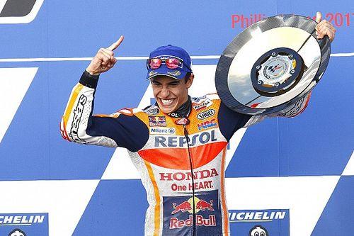 """WM-Leader Marc Marquez will nach MotoGP-Sieg in Australien """"ruhiger werden"""""""