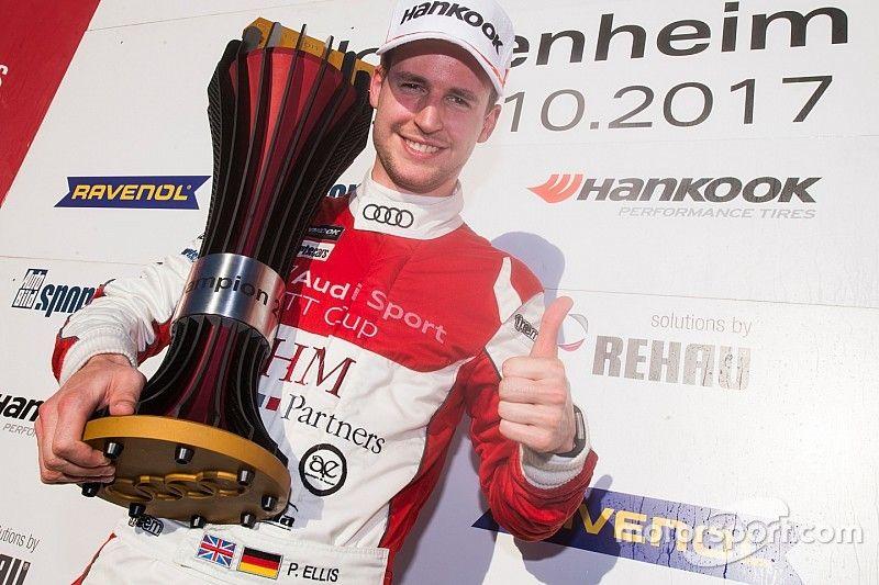 """Il titolo Audi TT Cup allo """"svizzero"""" Philipp Ellis!"""