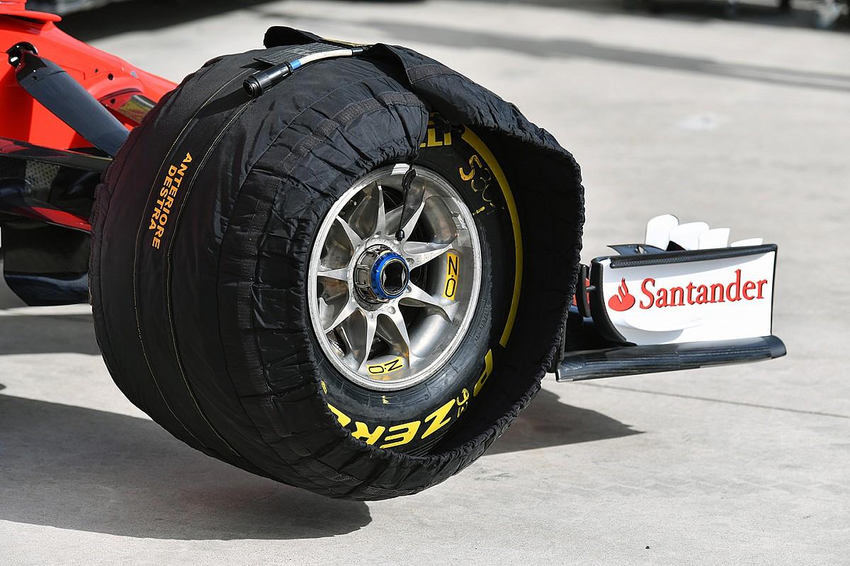 Deadline voor aanbestedingsproces bandenwarmers in F1