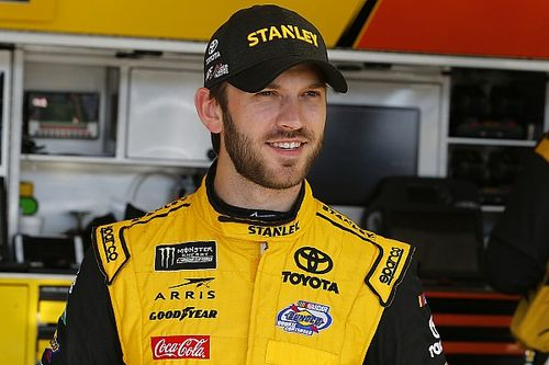"""Daniel Suarez: """"Good is not enough in the Cup Series"""""""