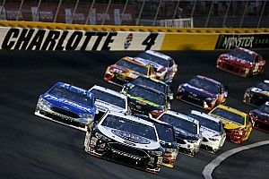 "Harvick: NASCAR's decision on aero rules ""about money"""