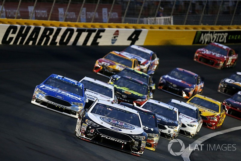 """Harvick: NASCAR's decision on aero rules """"about money"""""""